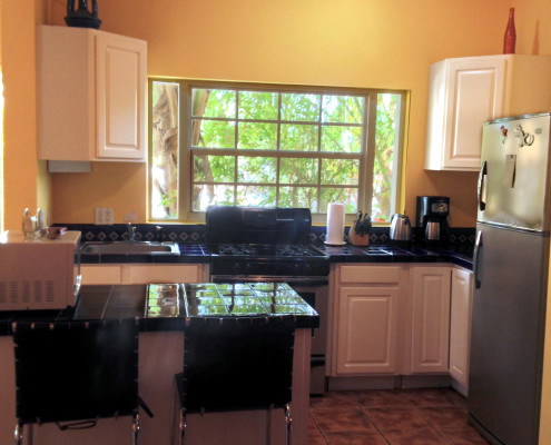 Picture of the Kitchen at Provo Villa in Providenciales
